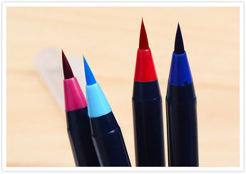 (PRE-ORDER) Akashiya Sai Watercolor Brush Pen (20pcs)