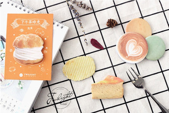 Tea time Memo Pad / Sticky Note
