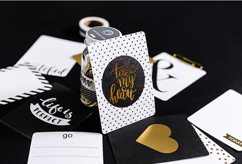 Lovedoki The Best Dreams Journal Cards (40pcs)