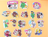 Sticker - Line Emoticon