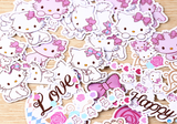 Sticker - Hello Kitty
