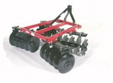 Burch Disk Harrow -  160 SERIES LIFT - Burch Implements