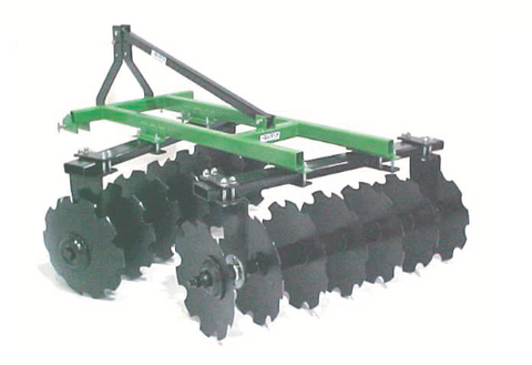 Burch Disk Harrow - 216 SERIES LIFT - Burch Implements