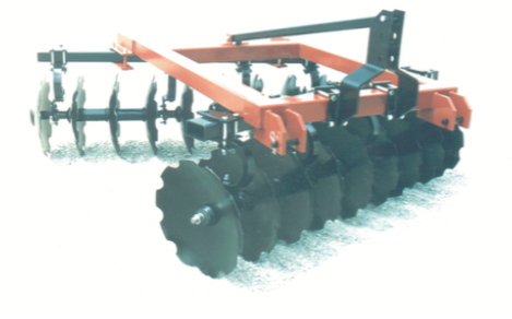 Burch Disk Harrow - 220 SERIES 2 LIFT - Burch Implements