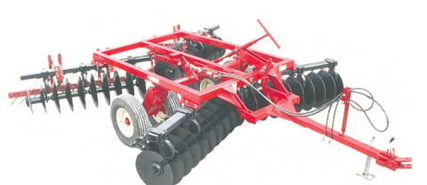 Burch Disk Harrow - 260 SERIES WHEEL - Burch Implements