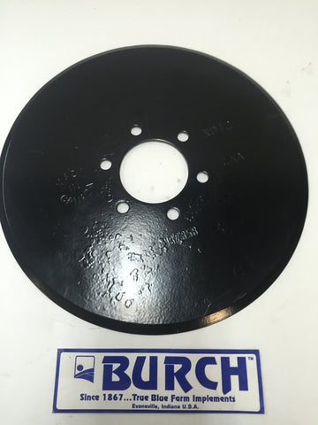 Burch Implements- Fertilizer Spare Parts - Blade - B7358 - Burch Implements