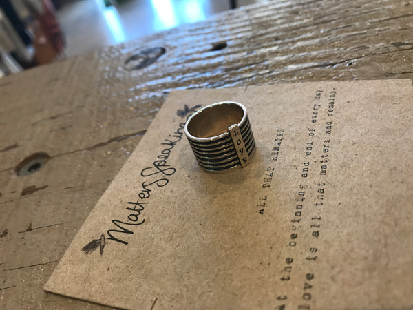 All that Remains Ring