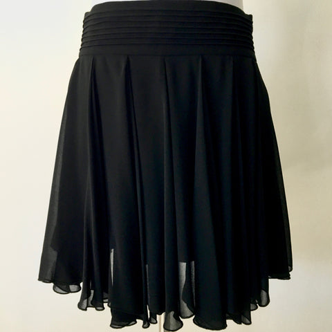 Wish - Tres Chic Skirt Black Size 12 (fits like a 10)