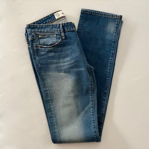 "Earnest AM I Straight Jeans 28"" / 34"""