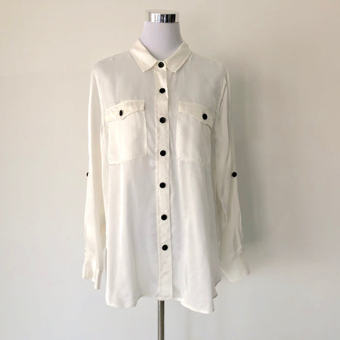 Country Road Lightweight Blouse Size L