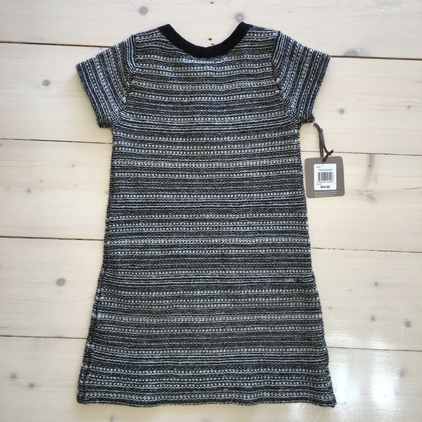 Brand New Origami Girls Knit Dress Size 5 - Preloved Chic  - 2