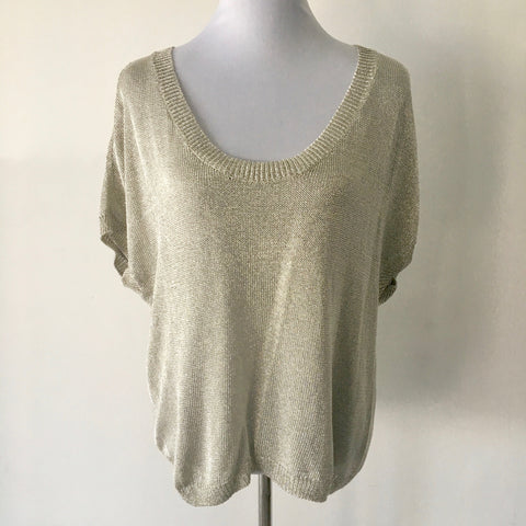 Country Road Metallic Knit Size M