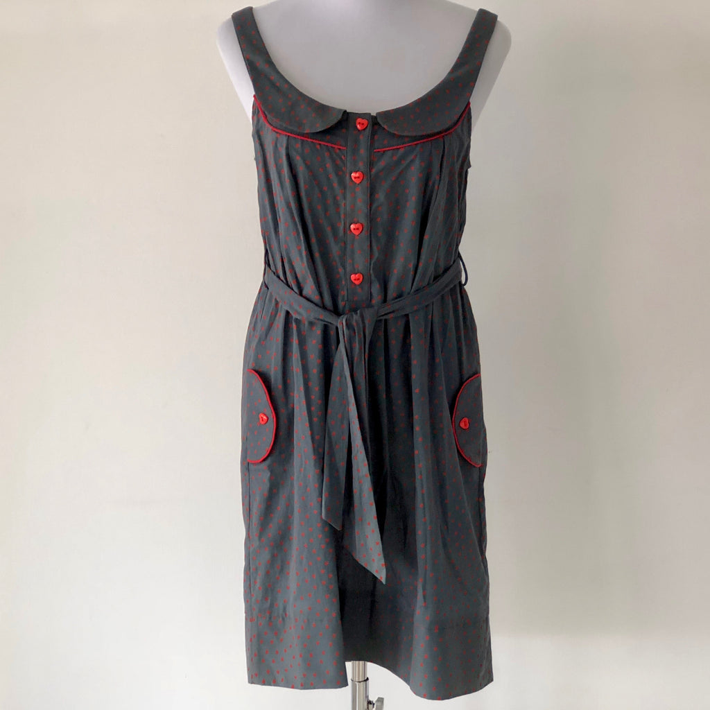 Zimmermann Loveheart Day Dress Size 2
