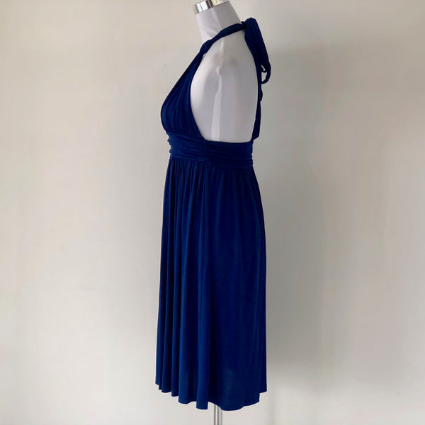 Zimmermann Royal Blue Dress Size 2