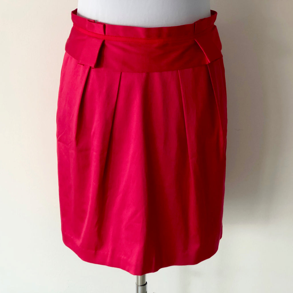 Review Australia Box Pleat Skirt Size 10
