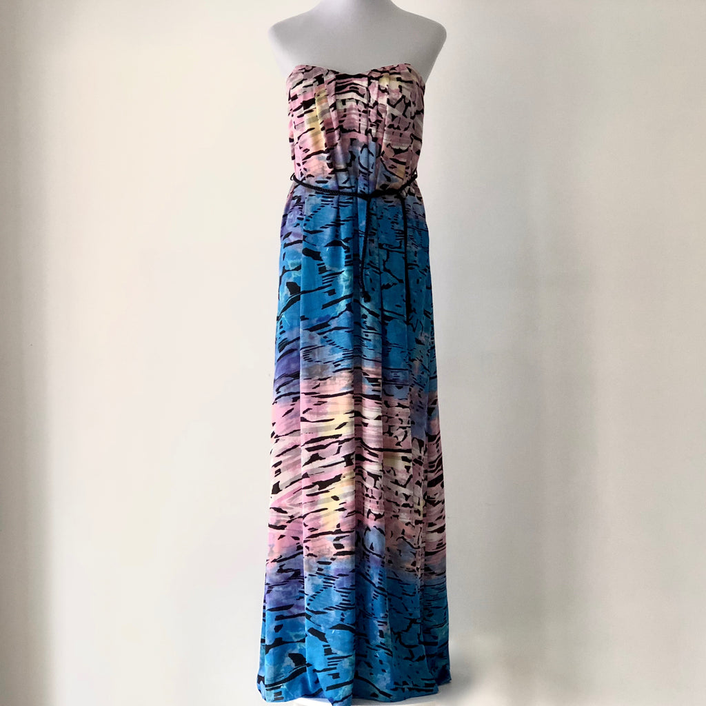 Sheike Mythical Maxi Dress Size 10 - Brand New