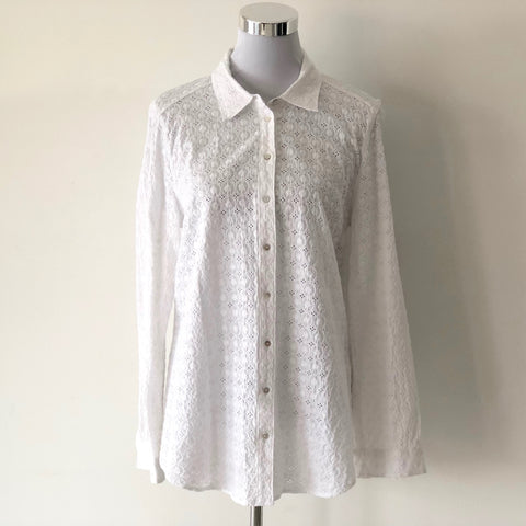 Sussan Cotton Blouse Size 12 - Brand New