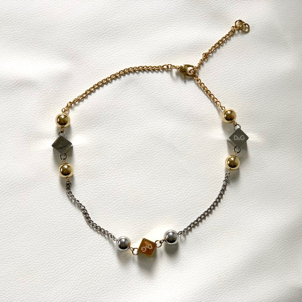 Dolce & Gabbana Necklace and matching Bracelet