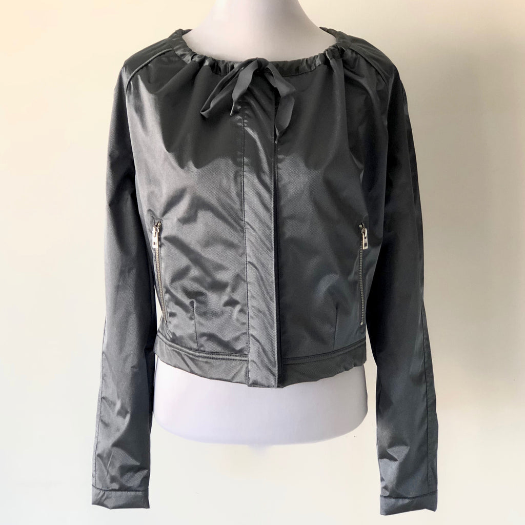 Adidas By Stella McCartney Bomber Jacket Size 10 - Brand New with Tags