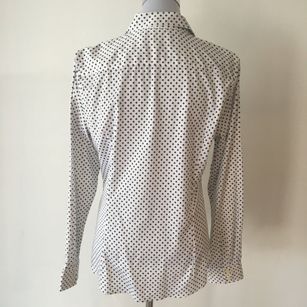 Banana Republic Tailored Shirt Size 14