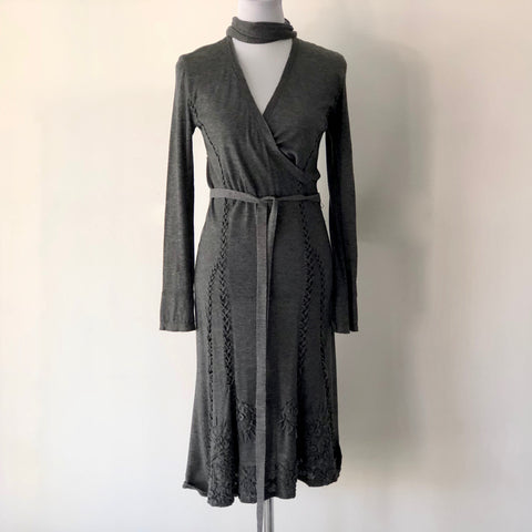Marc Cain Wool Dress Size N3 / 38