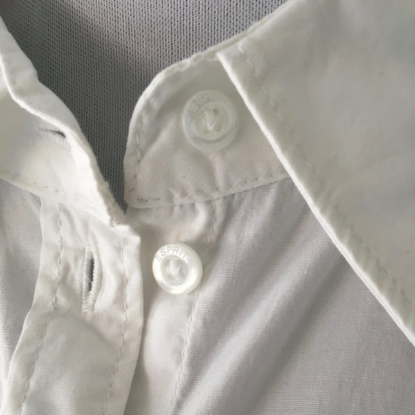 Esprit White Shirt SIZE 6 - BRAND NEW