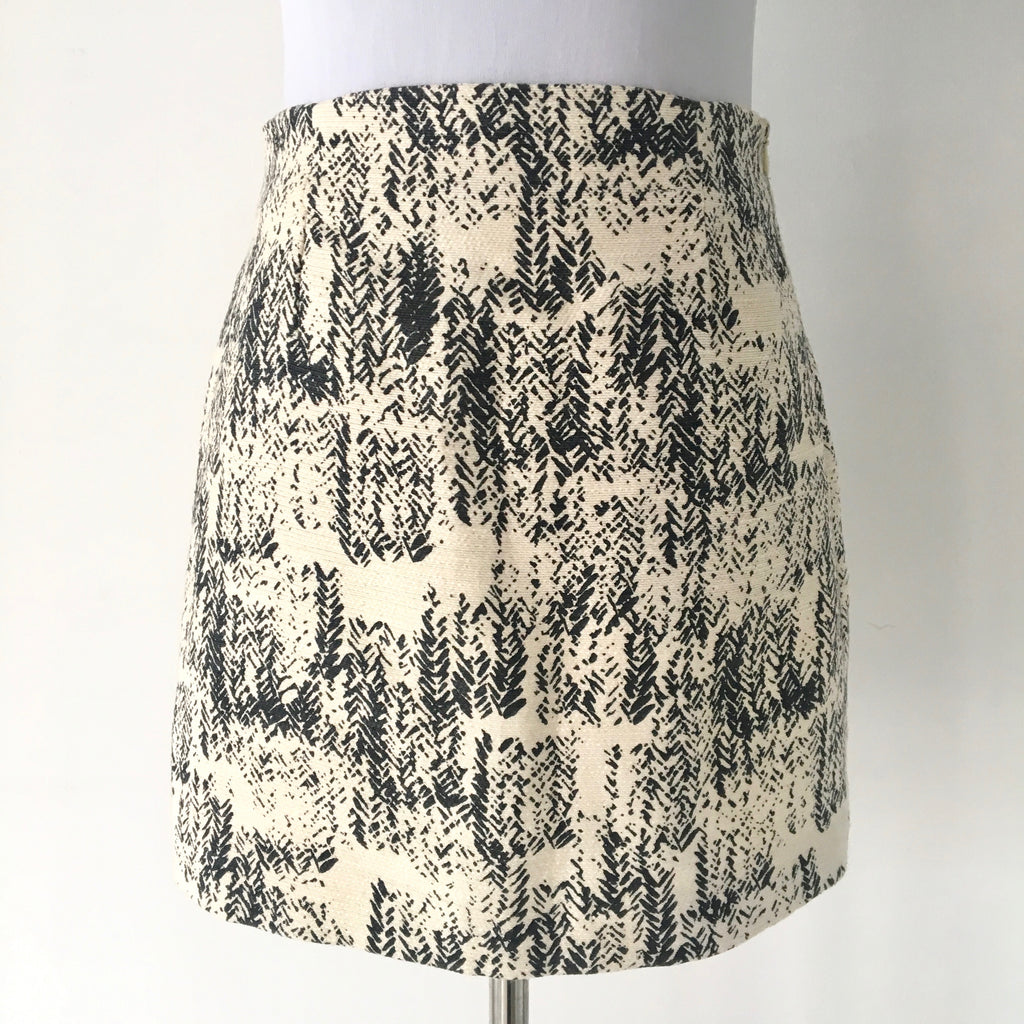Zara Woman Mini Skirt Size S - Brand New with tags