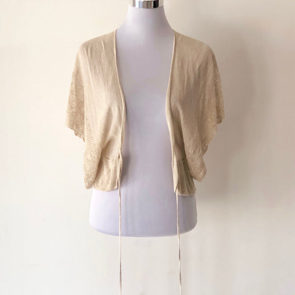 Sussan Pretty Lightweight Cardigan Size S