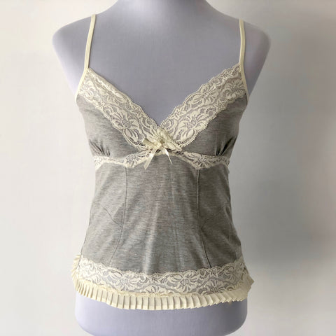 Kookai Cotton Cami Size 1 - Brand New