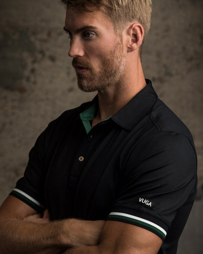 Astor Polo - Black