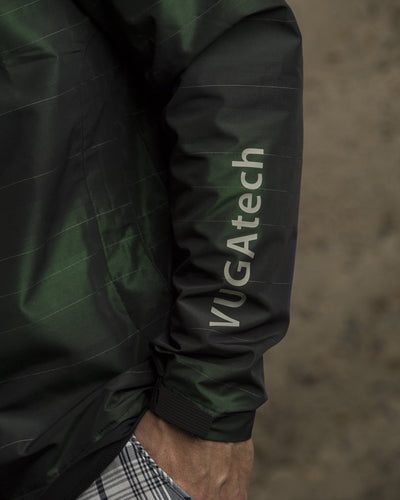 Chilton Windbreaker - Green/Black