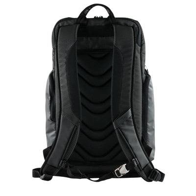 Back View of VUGA - Barrett Backpack - Black