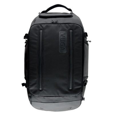 Front View of VUGA - Allem Duffle Travel Backpack