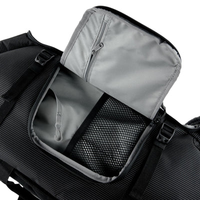 Pocket View of VUGA - Allem Duffle Travel Backpack