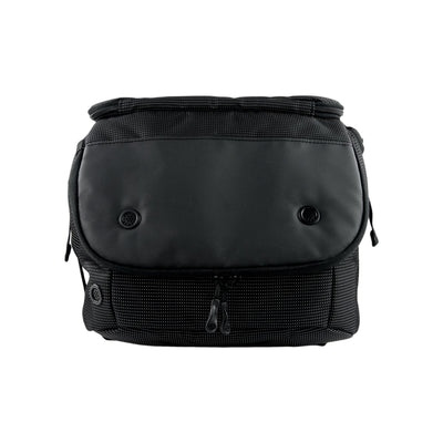 Flap Closed View of VUGA - Allem Duffle Travel Backpack