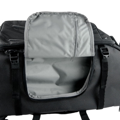 Additional Pocket View of VUGA - Allem Duffle Travel Backpack
