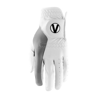 Top View of VUGA - Jake Glove - White/Grey