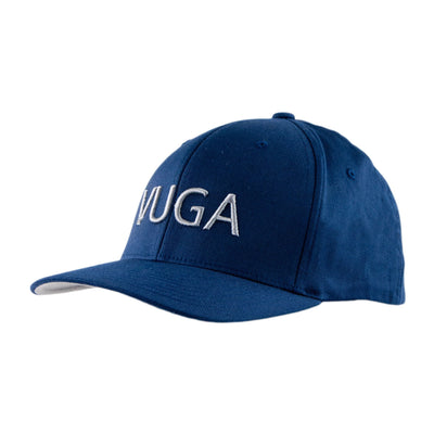 Left Tilt View of VUGA Hats - Blake Cap - Navy