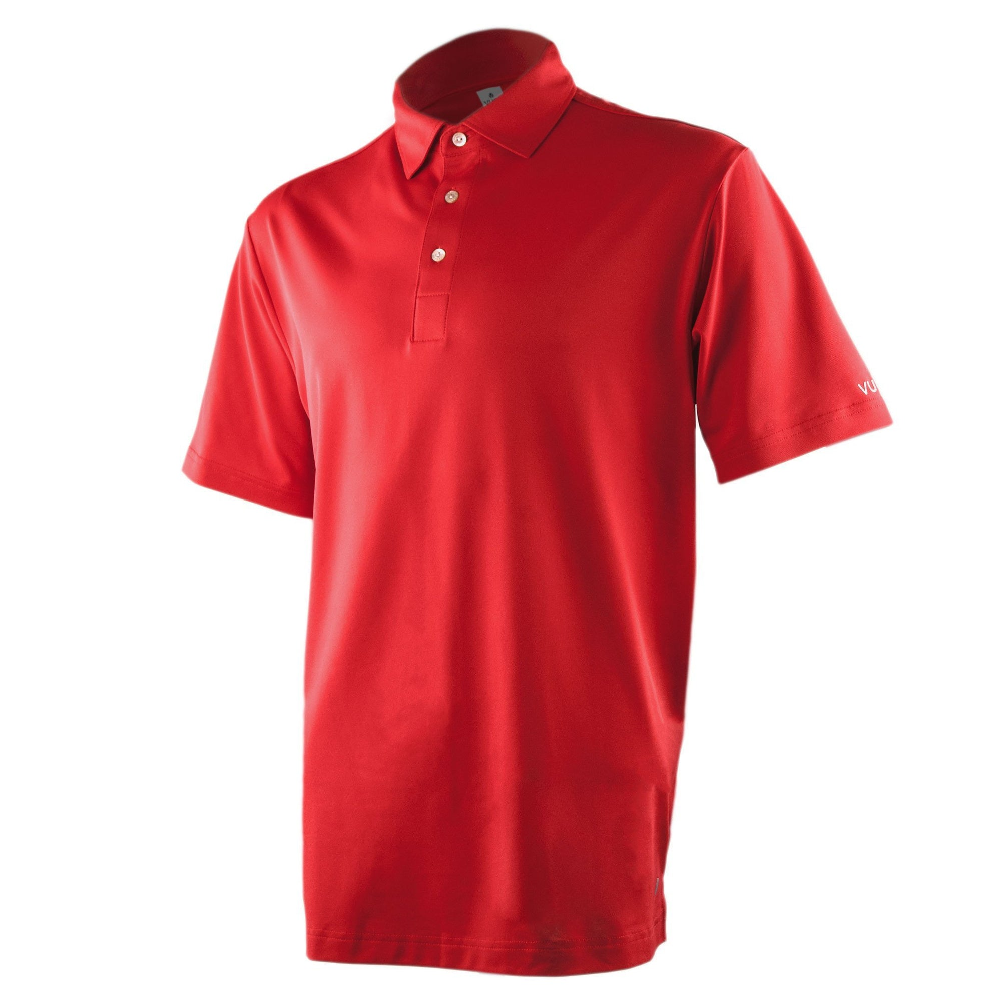 Trent Classic Polo - True Red