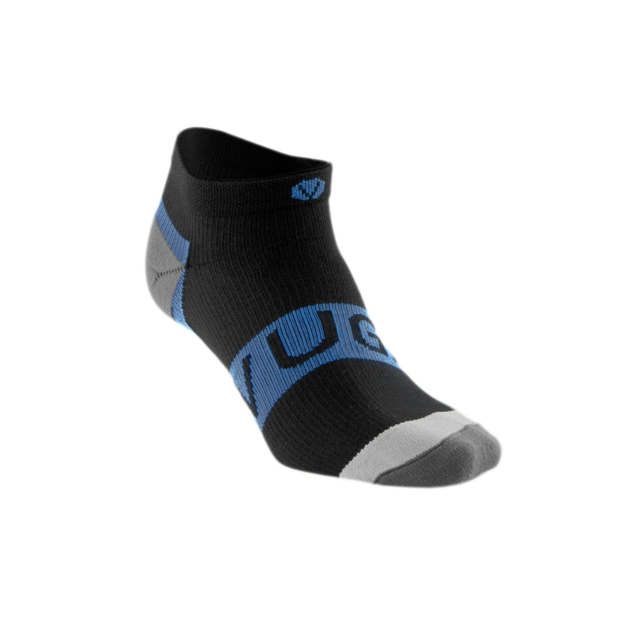 Preston Low Sock - Black