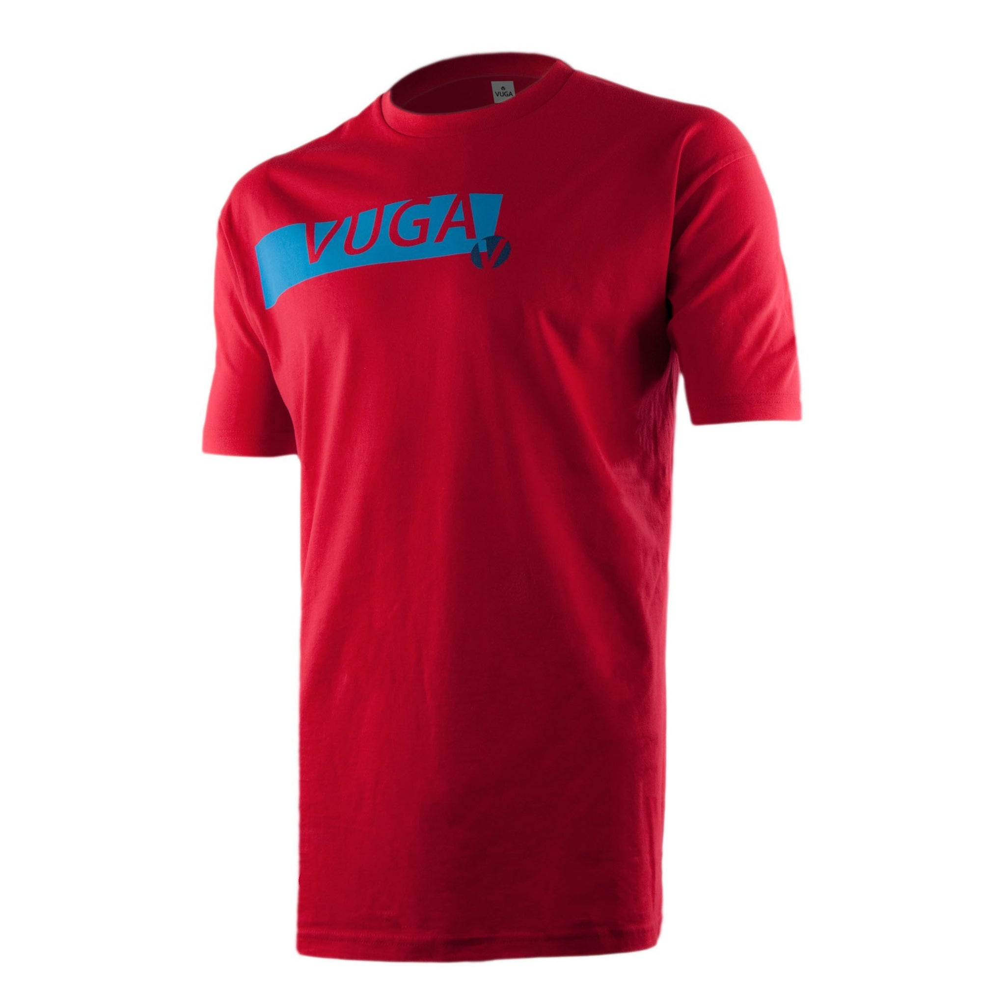 Lock Horizon Logo Tee - Red