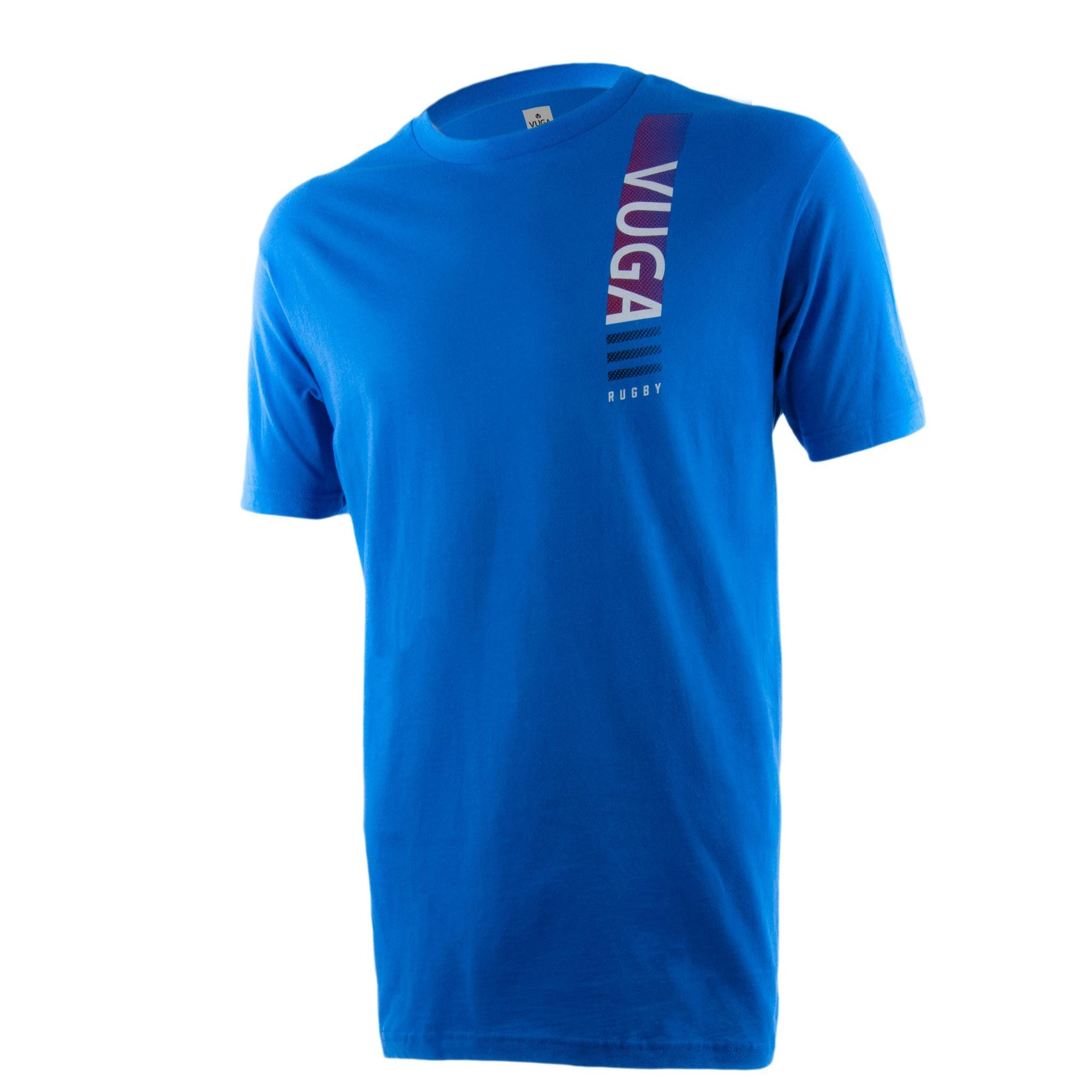 Rugby Logo Tee - Royal Blue