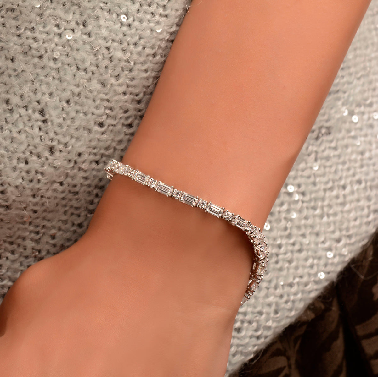 boutique beautiful rhinestone perfect is would flashy row tennis anklet be this new a pin layer ankle m bracelet