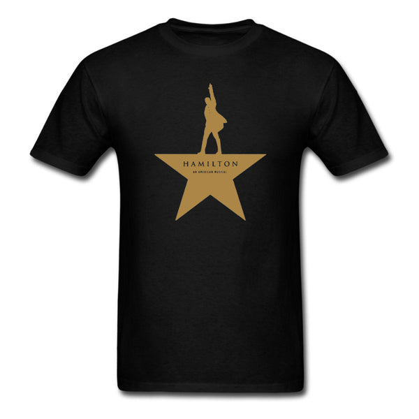 Musical GOLD STAR  T-Shirt Men