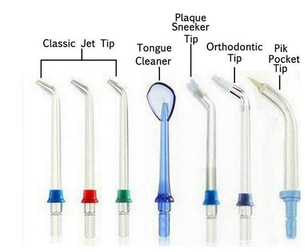 Dental Water Flosser + Quality Oral Irrigator