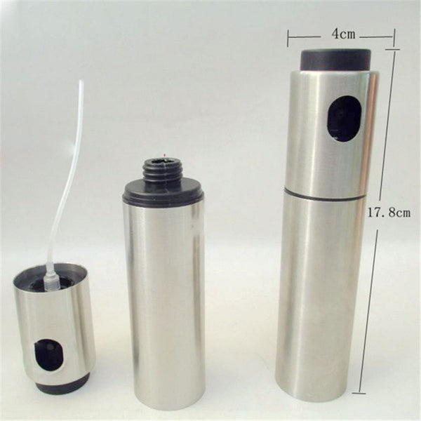 Stainless Steel Olive Oil Spray Pump