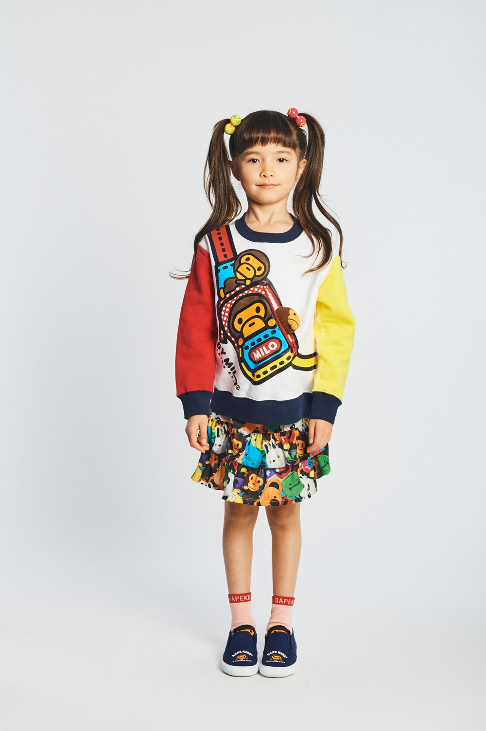 A BATHING APE 2018 SS KIDS' LOOKBOOK 11