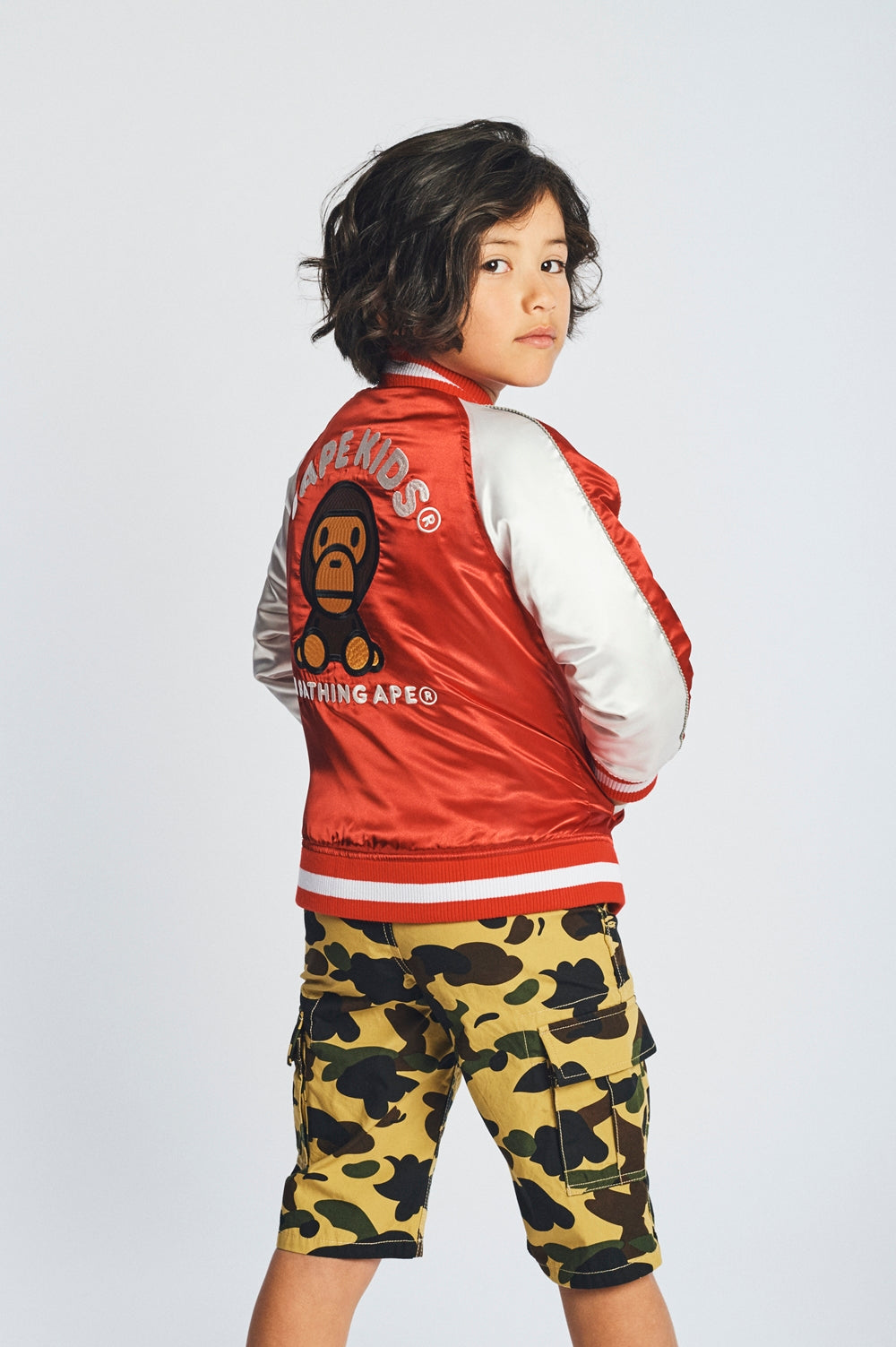 A BATHING APE 2018 SS KIDS' LOOKBOOK 12