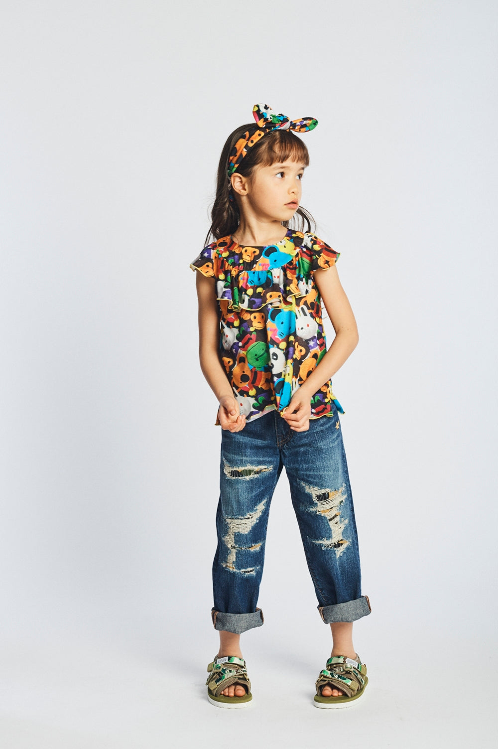 A BATHING APE 2018 SS KIDS' LOOKBOOK 13