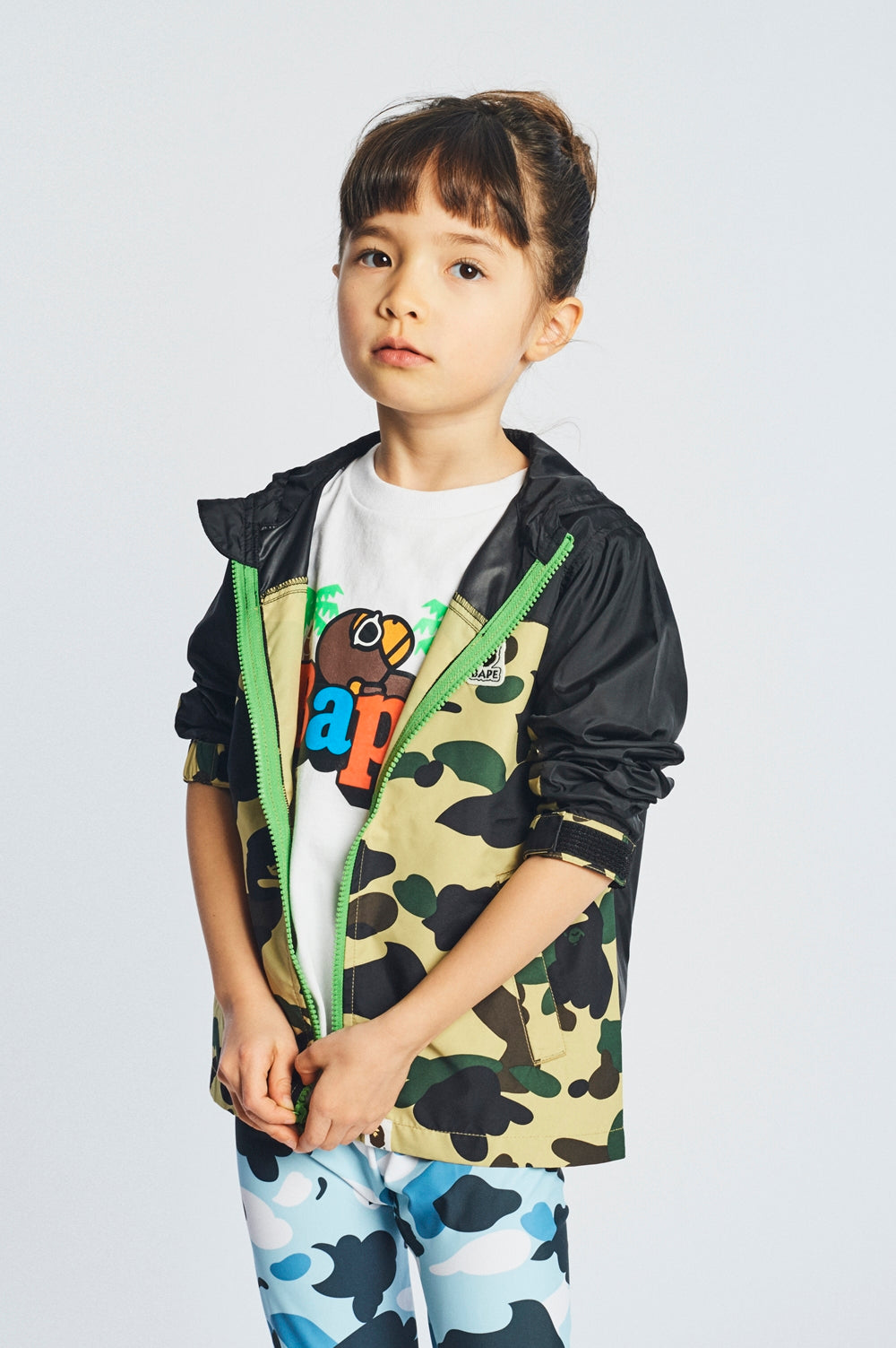 A BATHING APE 2018 SS KIDS' LOOKBOOK 17